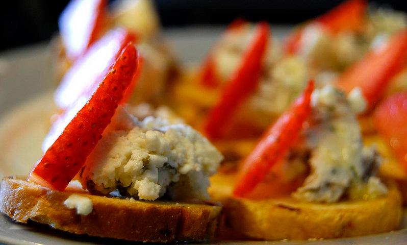 11 recetas de tapas fr as for Tapas frias para fiestas