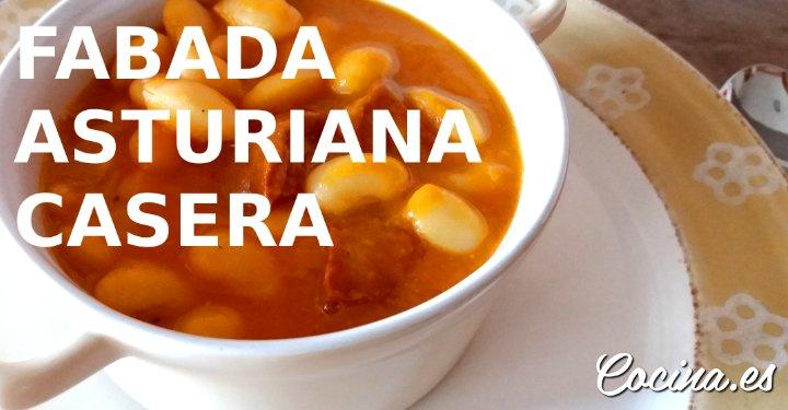 Cómo hacer fabada asturiana casera