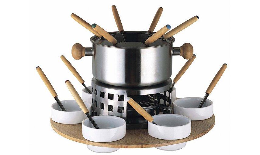 Comprar fondue de carne para hacer fondue casera