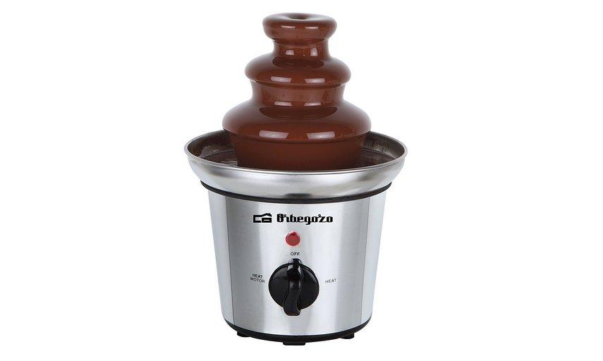 Comprar fondue de chocolate para hacer fondue casera