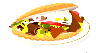 Kebab - Diferencias entre durum y kebab