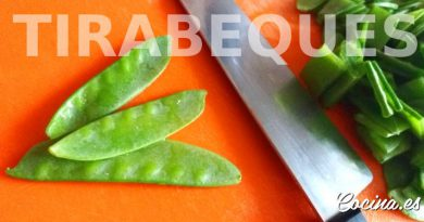 Tirabeques:: qué son y cómo cocinarlos