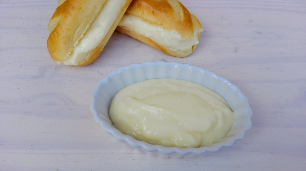 crema pastelera facil y rapida