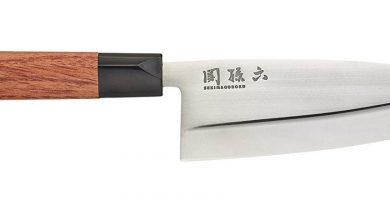 Cuchillos japoneses para sushi DEBA