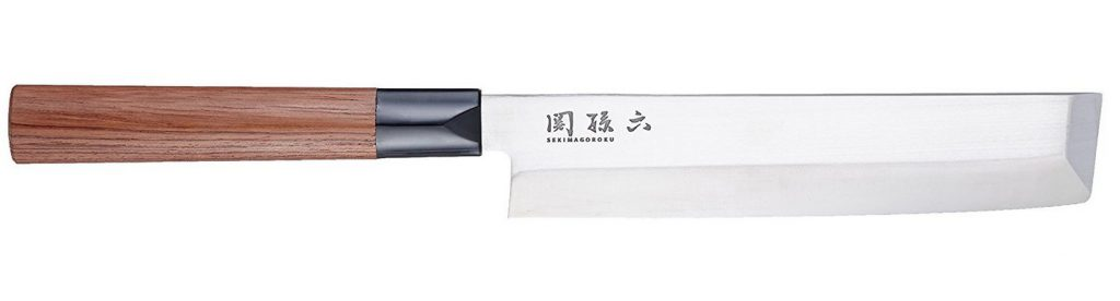 Cuchillos japoneses para sushi: USUBA