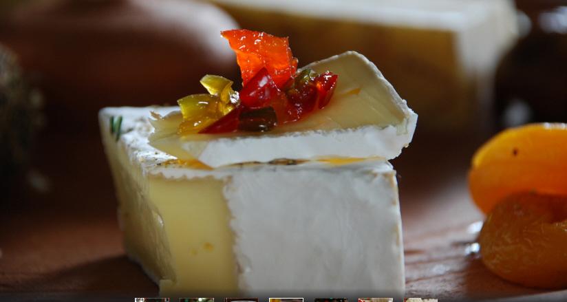 queso brie recetas