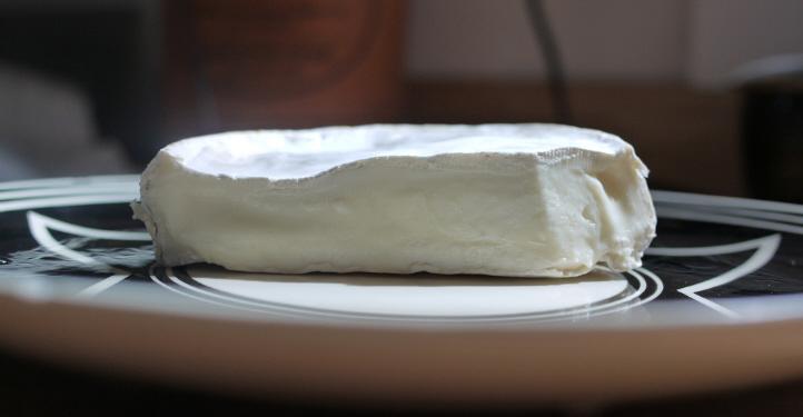 recatas con queso brie
