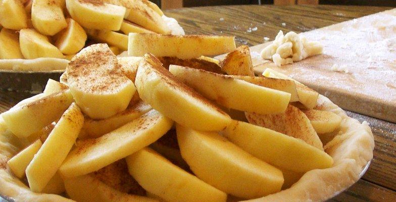 Manzanas Confitadas - Formas de Cocinar Manzanas