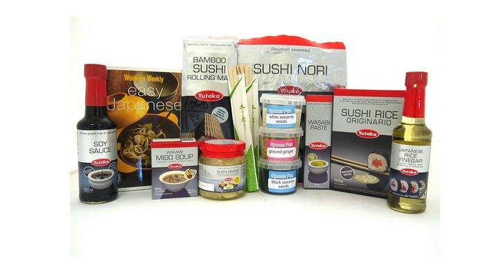 Kit Completo de ingredientes para hacer Sushi