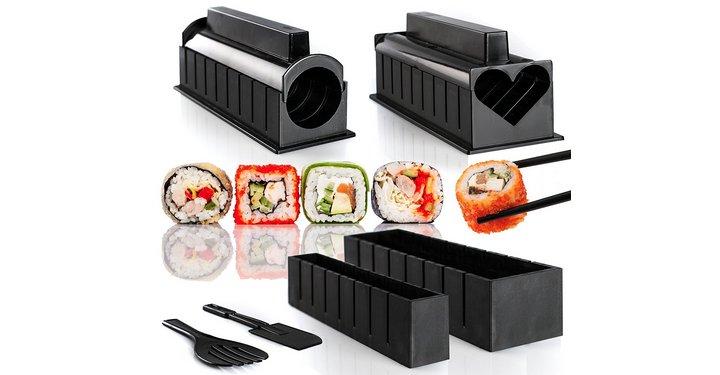 Molde para Cortar Sushi Fácil