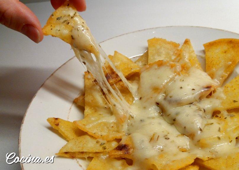 Cómo Hacer Nachos Caseros Al Horno Con Tortillas Cocina Es
