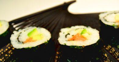 Qué es Sushi. Diferencias entre Sushi, Maki y Sashimi.