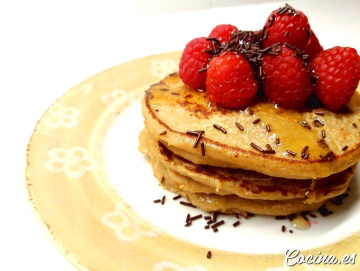 Tortitas de Avena sin Huevo - Receta Fácil