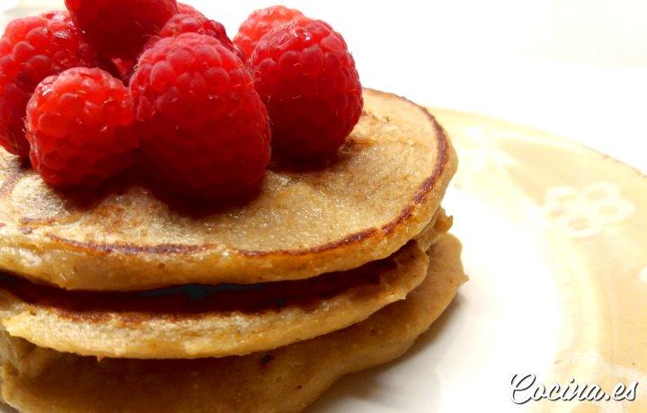 Tortitas de Avena Veganas - Receta Fácil