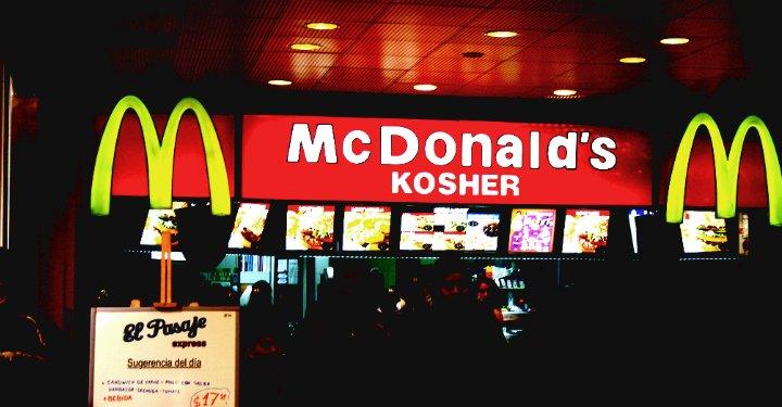Alimentos Kosher y Cocina Kosher