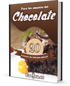 Libros de Cocina para Principiantes - Libro de Recetas de Postres con Chocolate