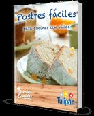 Libros de Cocina para Principiantes - Libro de Recetas de Postres Fáciles
