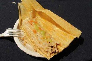 Receta de Tamales Mexicanos