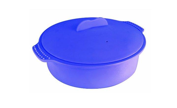 Recipientes para cocinar en Microondas al Vapor - Recipiente para cocinar al Vapor Grande Ibili