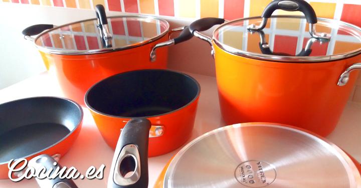 Batería de Cocina Vitrex Karlos Arguiñano (Review)