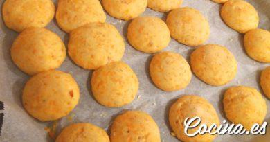Buñuelos de calabaza al horno