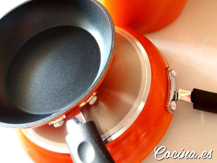 Gama Fuego de Vitrex - Batería de Cocina 7 piezas - Opiniones