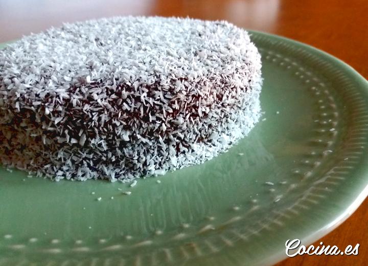Tarta de Coco y Galletas - Cómo Hacer