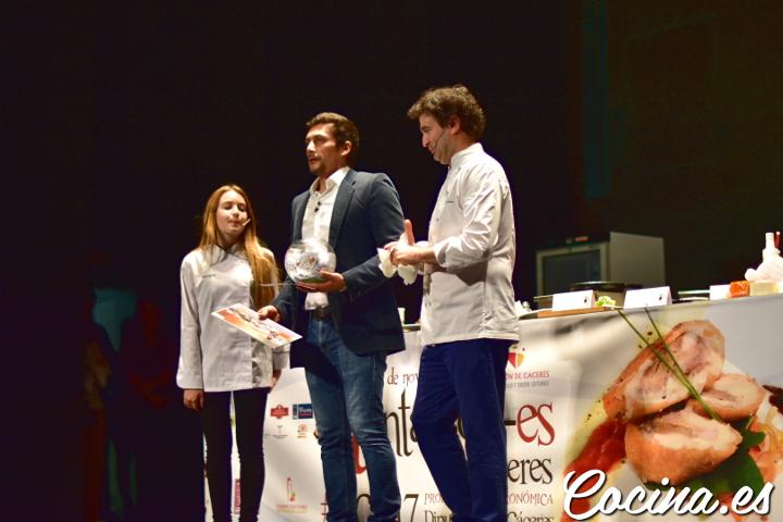 Tentación-es 2017 Cáceres: Pepe Rodríguez, Natalia Jiménez y Daniel Holguín