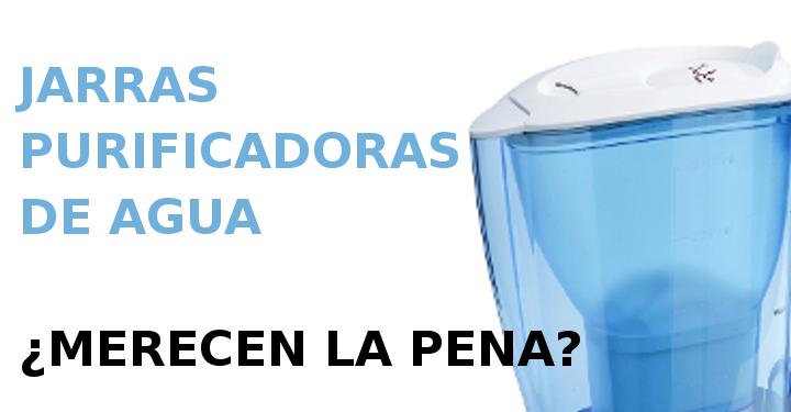 Razones para NO Comprar Jarras Purificadoras de Agua
