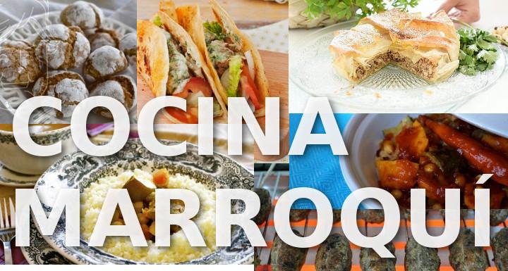 Recetas de Comida Marroquí Típica