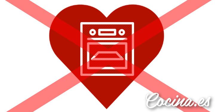 Recetas para San Valentín sin Horno