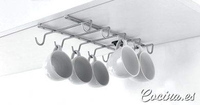 Ideas para aprovechar espacio en cocinas pequeñas