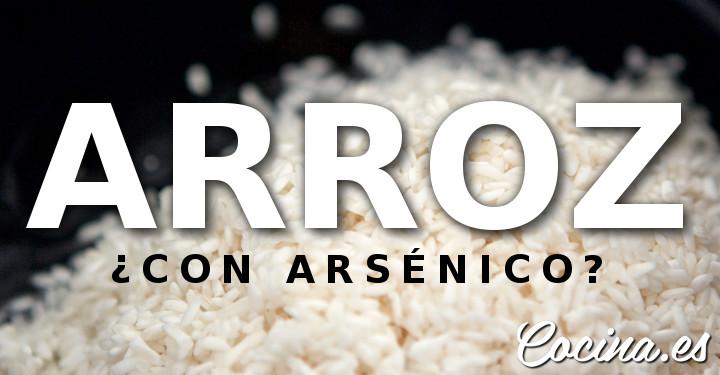 Cómo cocinar el Arroz para eliminar el Arsénico