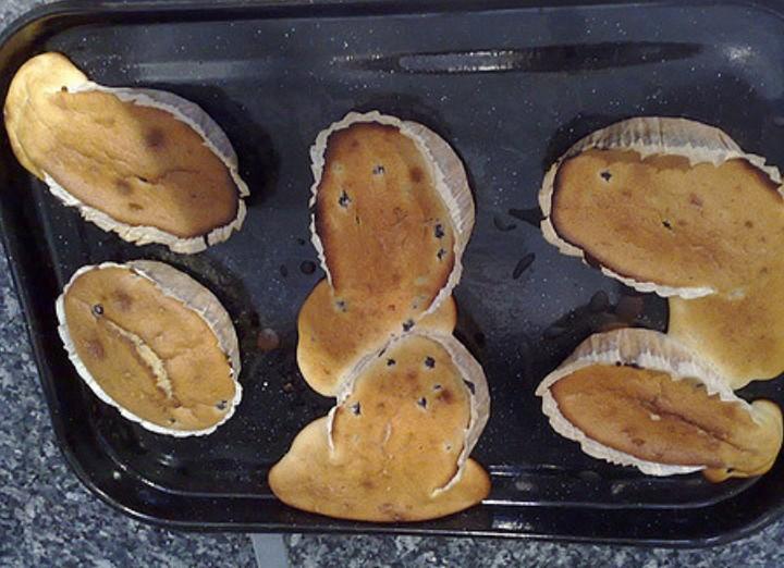 Fails en la Cocina