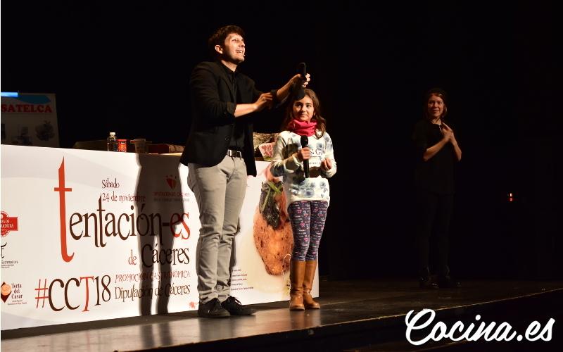 Gala Tentación-es de Cáceres 2018 - Jorge Luengo
