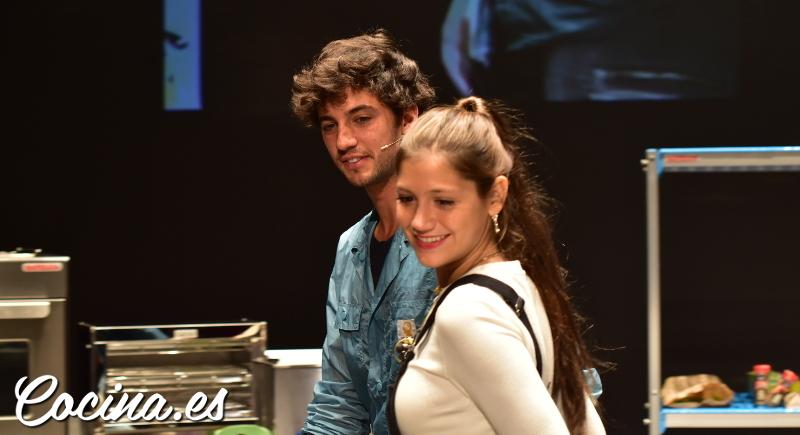 Gala Tentación-es de Cáceres 2018 - Jorge y Miri MasterChef 5