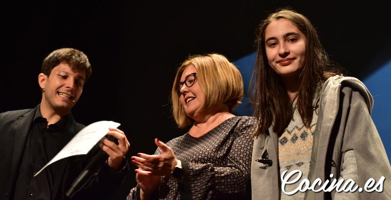 Gala Tentación-es de Cáceres 2018 - María del Rosario Cordero