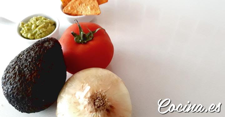Guacamole Casero Fácil y Rápido