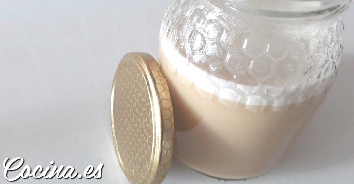 Cómo hacer leche condensada casera