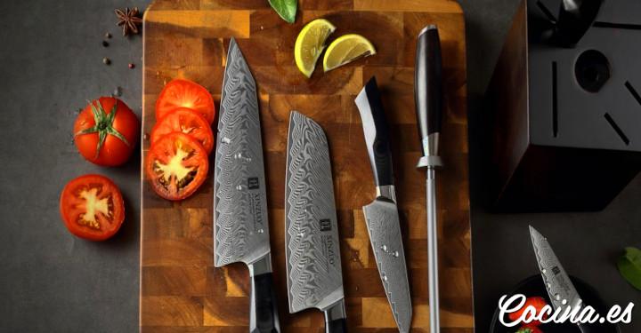 Por qué comprar cuchillos buenos